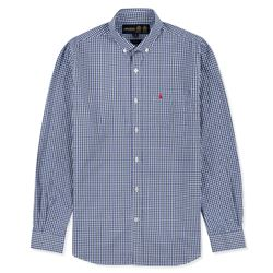 Musto Justin Long Sleeve Gingham Shirt