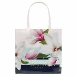 Ted Baker Tulacon Magnolia stripe large icon bag
