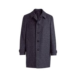 dunhill  Charcoal coat from Bicester Village