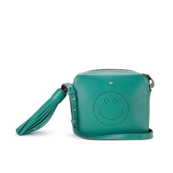 Anya Hindmarch  Smiley crossbody from Bicester Village