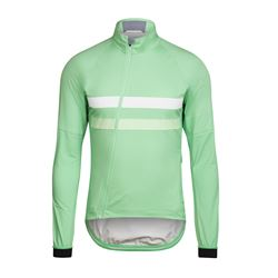 Rapha green Rain jacket from Bicester Village