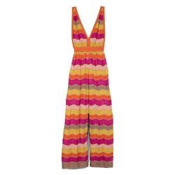 Missoni, Multicolored jumpsuit