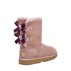 'Short Bailey Bow Shimmer' in Rose by UGG at Ingolstadt Village