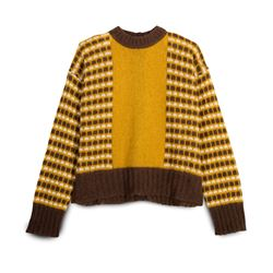 Marni, Yellow mohair sweater