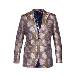 Ted Baker  Hapay silk floral jacquard jacket from Bicester Village