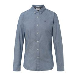 Indigo blue shirt
