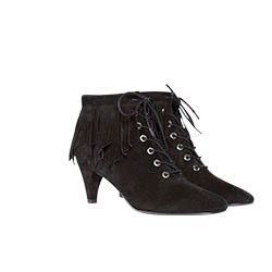 Fringed Boot Maje