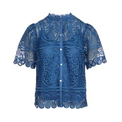 Temperley London  Tatiania Lace Shirt from Bicester Village