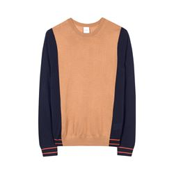 Paul Smith Peach Pullover from Bicester Village