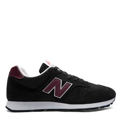 Men's sneaker in black by New Balance at Ingolstadt Village