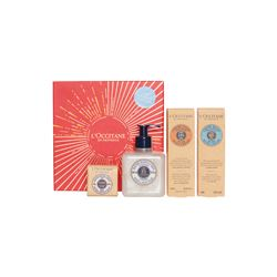 L'Occitane en Provence  Shea butter gift set from Bicester Village