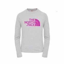 The North Face Youth easy tee in grey