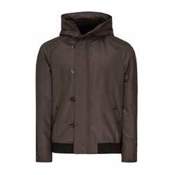 Reiss Diddy hooded jacket