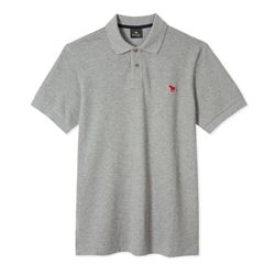 Paul Smith Polo chemise Gris