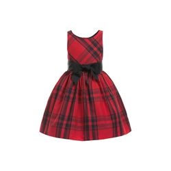 Tartan Party Dress