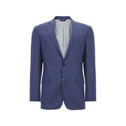 Brooks Brothers Men's Blue Hopsack Blazer