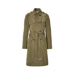 Trench verde caza Calvin Klein Jeans