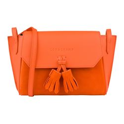Small orange bag