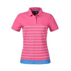 Biarritz hot pink polo