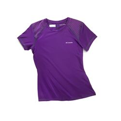 Women's Long Trail Short Sleeve Shirt Columbia