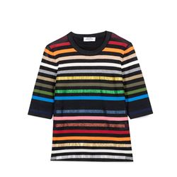 Sonia Rykiel, Sequined stripped pullover