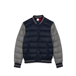Bomber gris homme