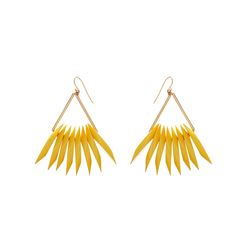 Marni  Citrus earrings from Bicester Village