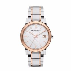 Watch Station Burberry two-tone watch