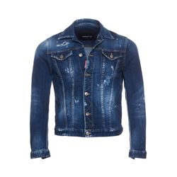 Dsquared2  Denim sport jacket from Bicester Village