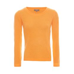 N.Peal  Scoop neck soho orange from Bicester Village