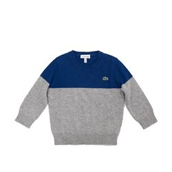 Two-tone pullover, Lacoste
