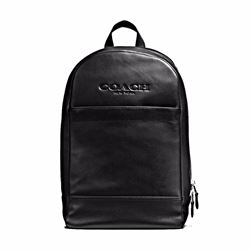 Coach Charles slim backpack