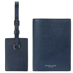 Passport Holder & Luggage Tag Set
