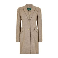 Stone Piccadilly Coat
