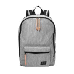 Fossil Estate backpack in light grey