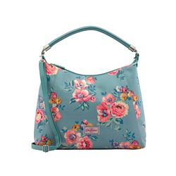 Cath Kidston  Windflower blue bunch bag from Bicester Village