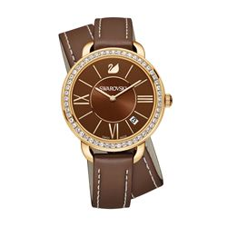 Watch in brown