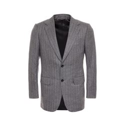 dunhill  Herringbone suit from Bicester Village
