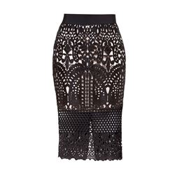 Ted Baker Neoma lace pencil skirt
