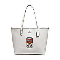 Solid City Tote W Collaboration Motif