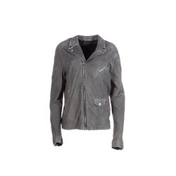 THE KOOPLES, Grey leather jacket