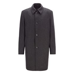 Hugo Boss Task2 Regular-fit business coat with three buttons