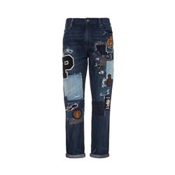Polo Ralph Lauren Women Astor Slim Boyfriend Jeans