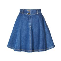 Falda denim Maje