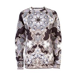 Versace pattern sweater