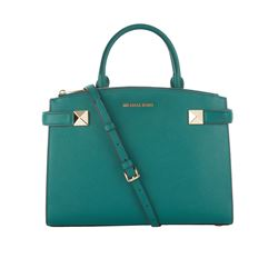 Michael Kors Emerald Karla Medium Satchel