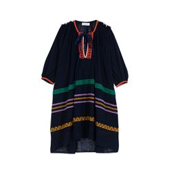 Sonia Rykiel, Loose navy dress