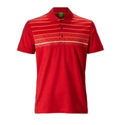 Polo rojo Boss Hugo Boss