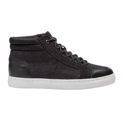 Baskets high top noires