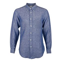 Camisa de lino Brooks Brothers